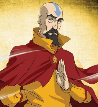 Tenzin / Airbender Picture - Legend of Korra