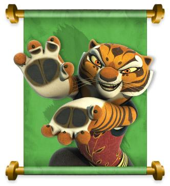 Tigress Picture - Kung Fu Panda