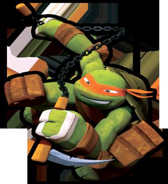 Michelangelo Picture - Teenage Mutant Ninja Turtles