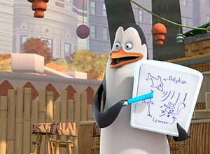 Kowalski Picture, Penguins of Madagascar
