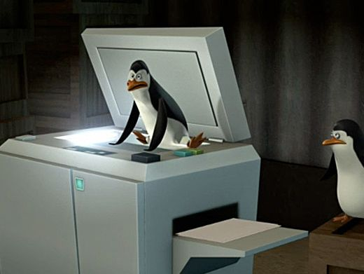 Kowalski Picture, Penguins of Madagascar|