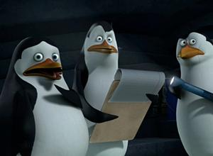 Private Picture, Penguins of Madagascar