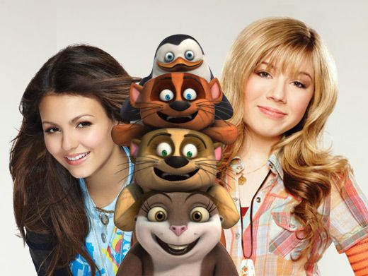 It's to the Zoo for These Two|Nick superstars Victoria Justice and Jennette McCurdy play two new badgers on the block!
