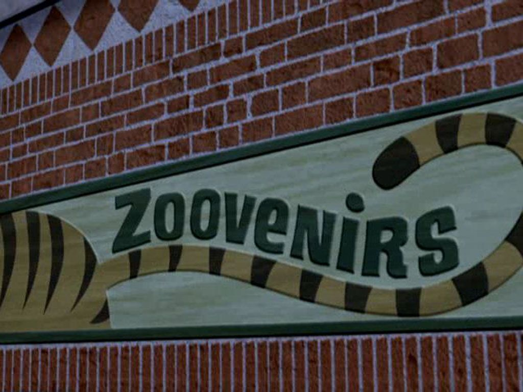Before You Go...|Thanks for visiting the zoo! Now on to the second-best attraction...the Zoovenir shop for a fuzzy penguin keychain. Wahoo!