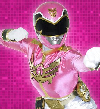 The Pink Ranger Picture - Power Rangers: Megaforce