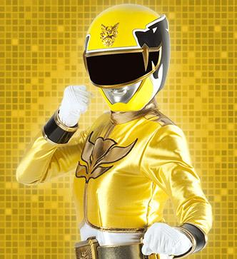 The Yellow Ranger Picture - Power Rangers: Megaforce