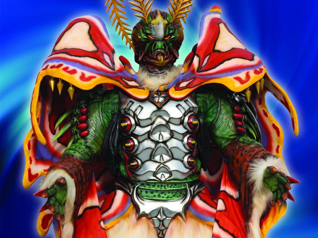 power rangers megaforce villain pictures