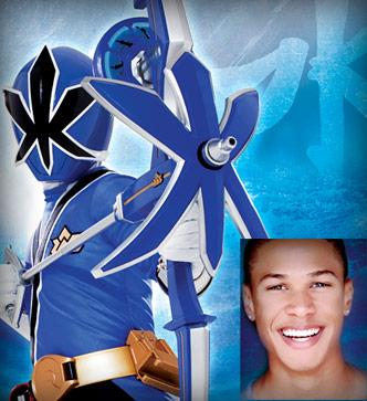 The Blue Ranger Picture - Power Rangers: Samurai