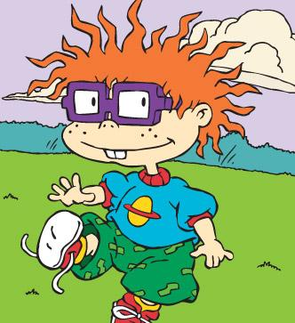 Meet Chuckie Finster | Rugrats Characters on Nick.com