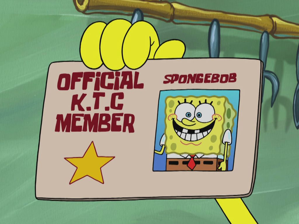 Bitches Be Like Spongebob You need to be an official