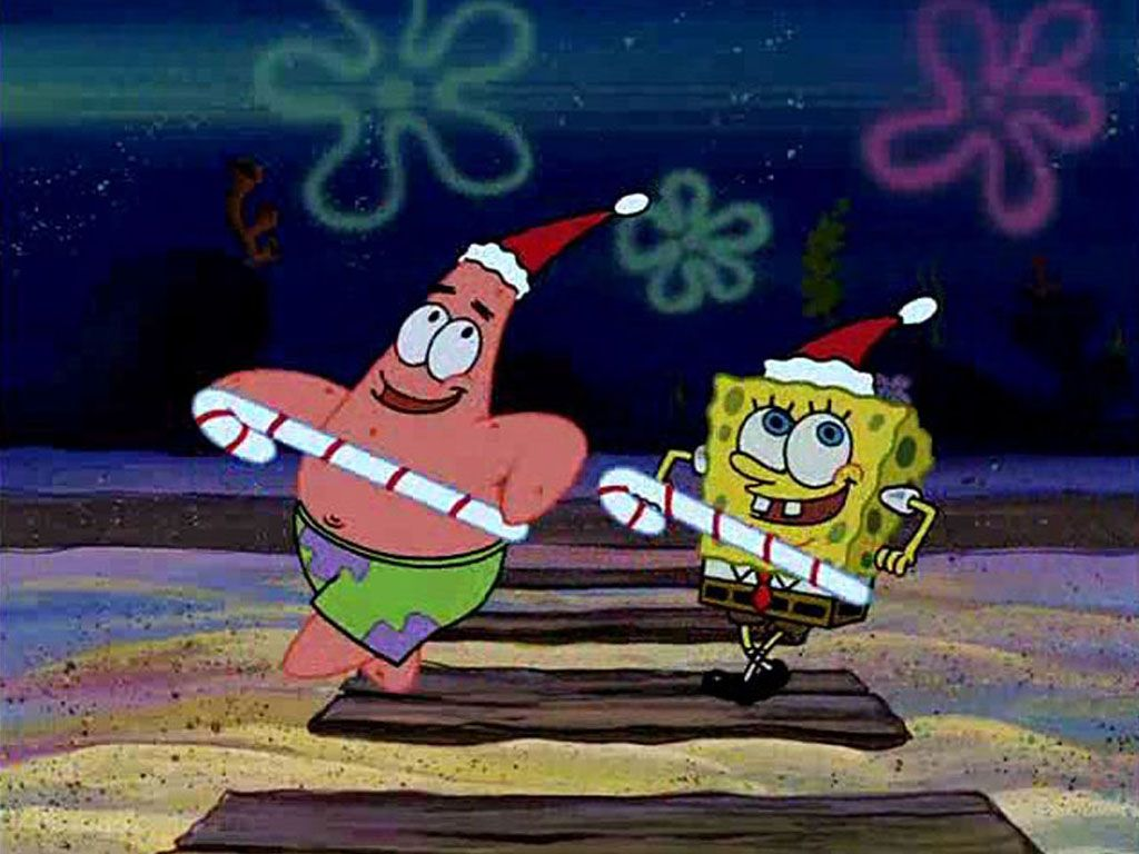 Spongebob and patrick gif tumblr
