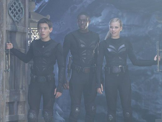 Knock Knock, Who's There?|The Supah Ninjas finally have their foot in the door. Now it's time to take action!