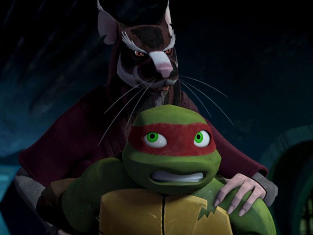 TMNT: Master Splinterisms