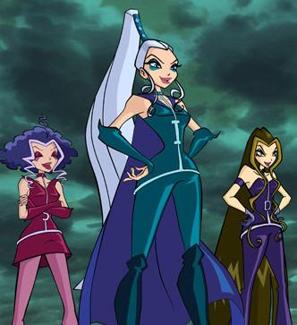 The Trix Picture - Winx Club