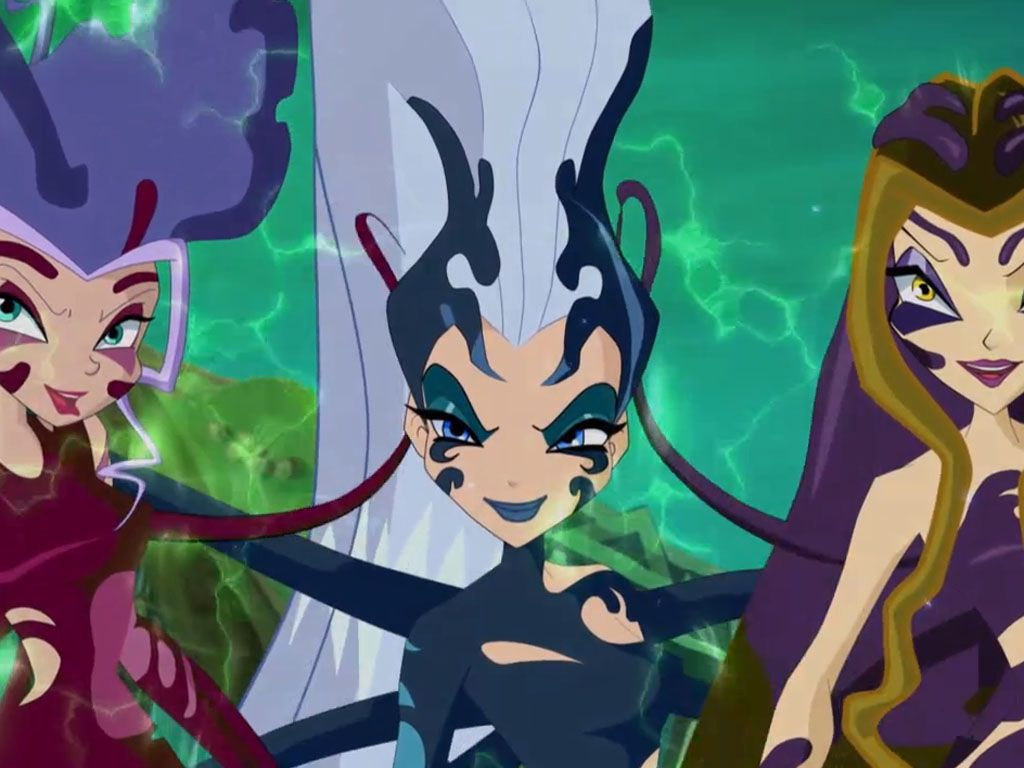 Un-foe-tunate|How did the Trix get the power of Sirenix? How will the girls defeat evil now?