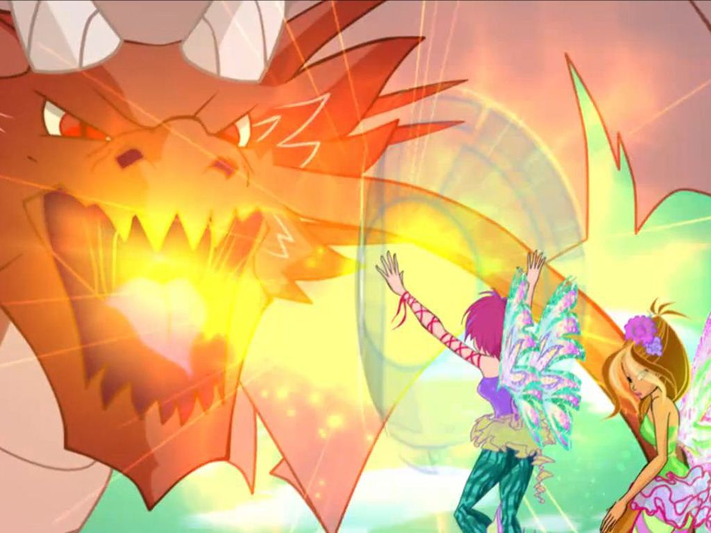 Training Time|Are their Sirenix powers strong enough to tame the beast?