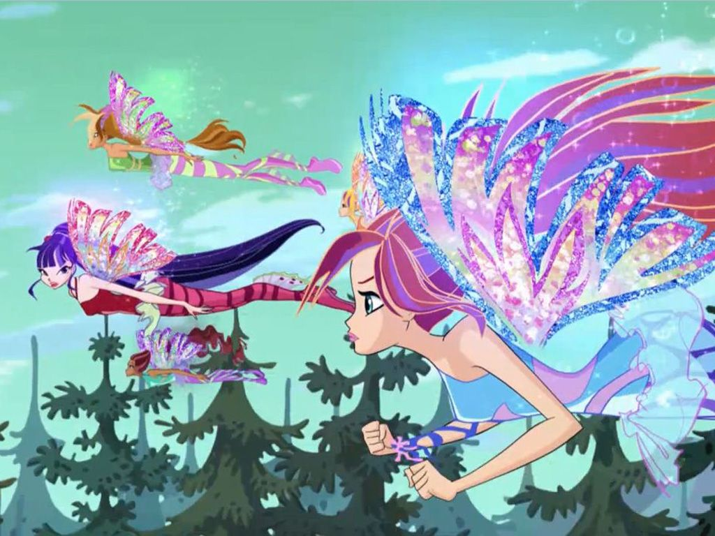 Fight Fire With Fire|Can the Winx figure of the monster's weakness and use it against him?