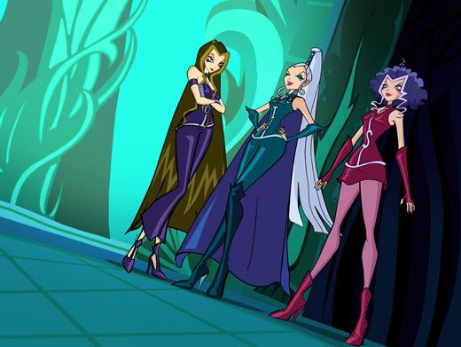 Trix Trio|When these three villians get together, it's gonna take some furious fairy fighting power to stop them!
