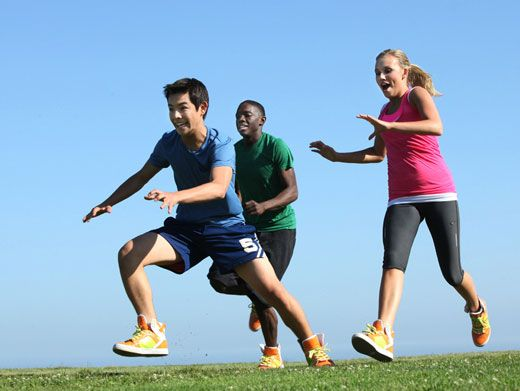 And Their Off!|The Supah Ninjas crew are racing to get to WWDOP...Literally!