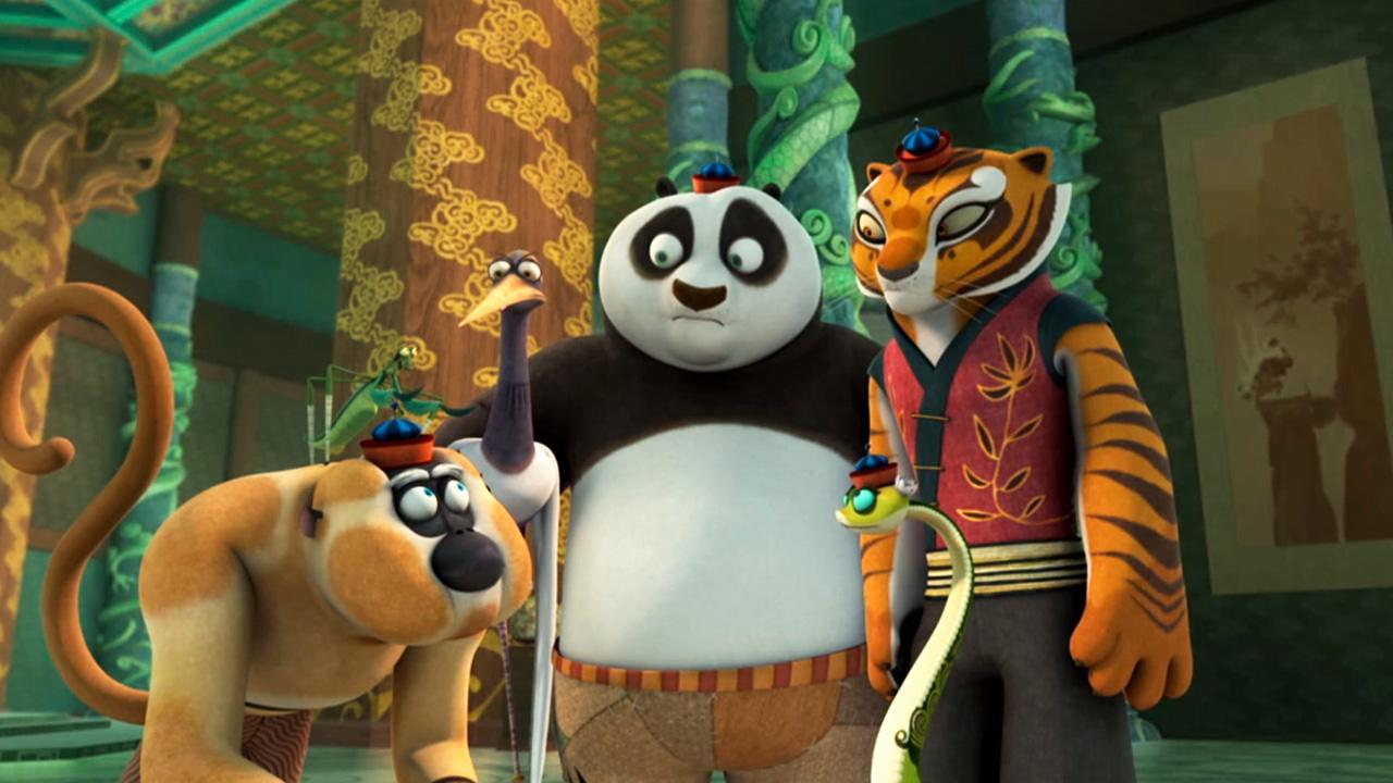 Kung Fu Panda: Legends of Awesomeness -