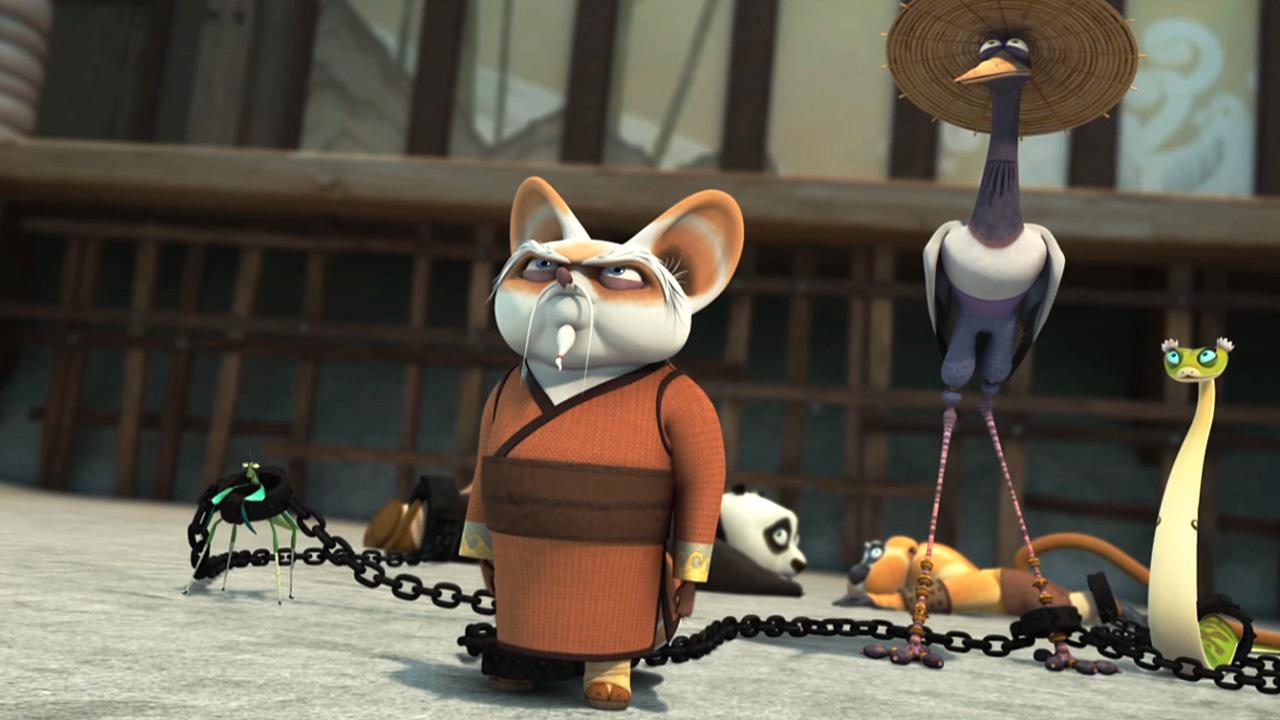 "Kung Fu Panda: ""A Thousand and Twenty Questions"""