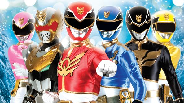 Power Rangers Super Megaforce Games, Videos & Pics