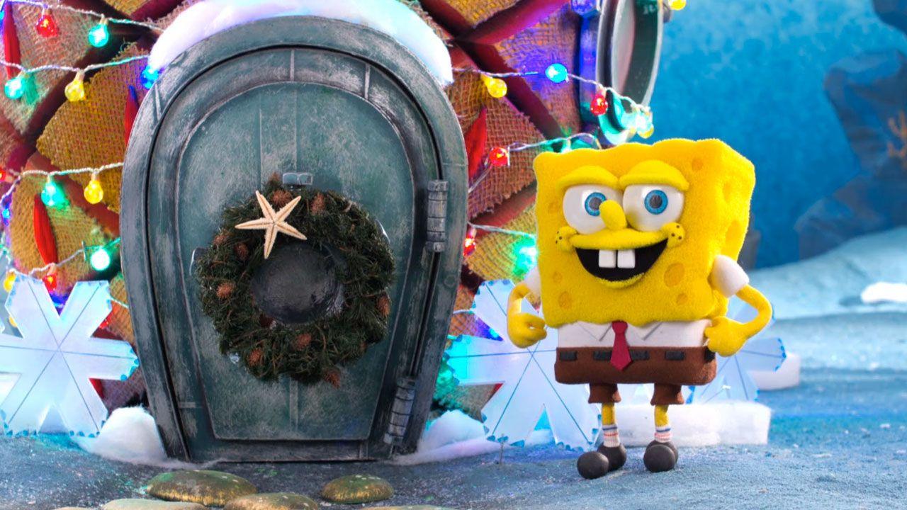 La Navidad De Bob Esponja  Nick News