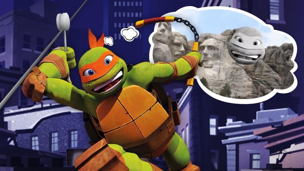 Teenage Mutant Ninja Turtles -