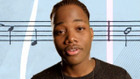 Leon Thomas and Miles Davis video