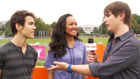 Worldwide Day of Play 2011: Cymphonique Miller and Max Schneider video