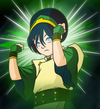 Toph Picture - Avatar