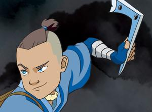 Sokka Picture, Avatar
