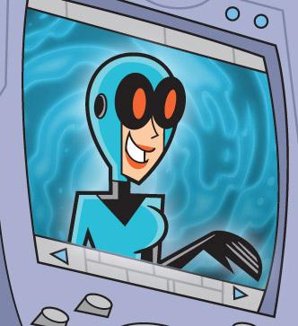 Pictures Of Maddie Fenton From Danny Phantom