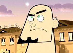 Danny Phantom Mr Lancer