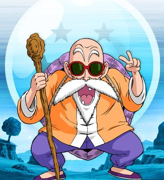 Master Roshi Picture - Dragon Ball Z Kai