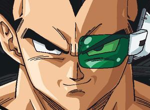 Raditz picture, Dragon Ball Z Kai