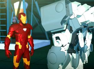 Tony Stark picture, Iron Man: Armored Adventures