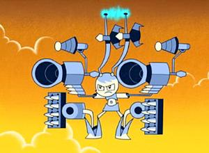 Jenny picture, My Life as a Teenage Robot
