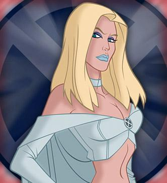 Emma Frost Picture - Wolverine and the X-Men