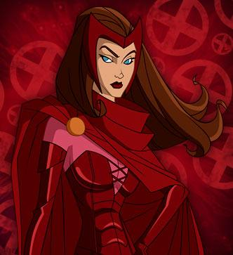 Scarlet Witch Picture - Wolverine and the X-Men
