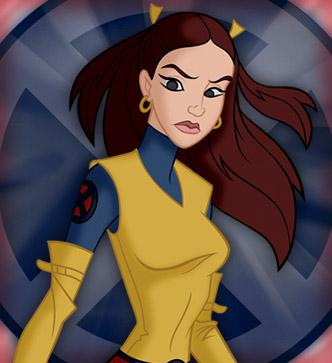 Shadowcat Picture - Wolverine and the X-Men
