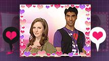 Rank It! Degrassi Couples game